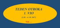 TEDEN OTROKA 1. VIO  (2.10. – 6. 10. 2017)